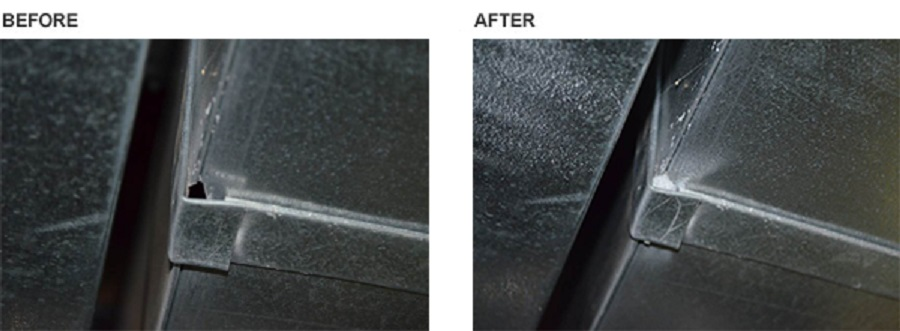 8) AeroSeal Pittsburgh Aeroseal before and after