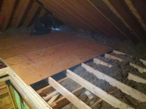 Ranch Home Insulation Case Study Insulwise Pittsburgh